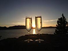 Cheers at Tahoe