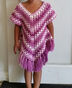 Ravelry: Poncho sweater pattern by Addicted 2 The Hook
