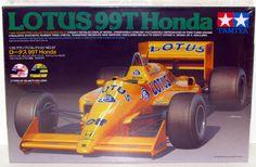 Lotus 99 HondaTamiya #20057 1/20 Scale New Race Car Model Kit