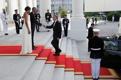 Photos: Dressed to the Nines for White House State Dinner | KOMO