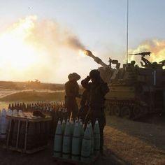 Ofensiva de Israel mata mais de 700 palestinos em Gaza