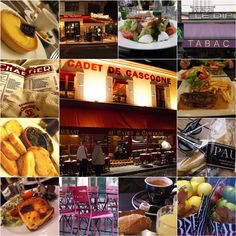 Paris Food & Restaurants