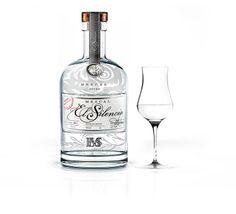 Mezcal El Silencio drink with purpose