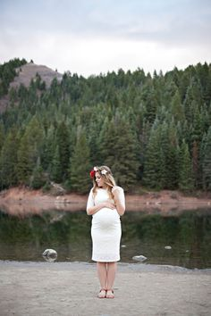 Twin Maternity Pictures