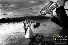 Max Turati  Sax Romantic***** Weddings on Lake Orta  - Italy