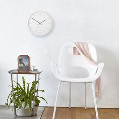 Horloge ultra-design Indicateurs et chiffres sérigraphiés sur le verre    Prix de vente conseillé par le fournisseur en 2017