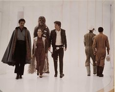 Of all Princess Leia's costumes, the Cloud City get-up may be my favorite.
