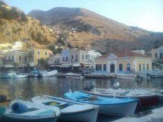 جزيرة سيمي اليونان