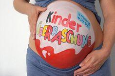 Du wirst Mama und möchtest schöne Bilder von Deinem Babybauch haben? Mit Bellypainting (Babybauch bemalen) bekommst Du ein paar unvergessliche Erinnerungen!