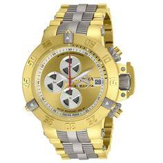 Invicta 11644 - Reloj para mujeres color dorado
