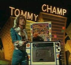 The Who's Tommy. How the rock opera was invented.