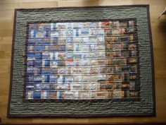 Sunshine - baby quilt 104x132cm