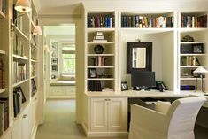 Neumann Lewis Buchanan Architects - office reading nook