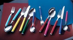 Play Cutlery Set, Measuring Cups, Play, Dining, Metal, Tableware, Kitchen, Food, Dinnerware