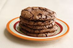 Hummingbird High: Double Chocolate Cookies