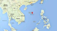 Philippine Sea Top Largest Oceans And Seas In The World - Names of oceans and seas
