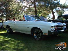 chevelle SS 454 Exposition de voitures anciennes de Terrebonne