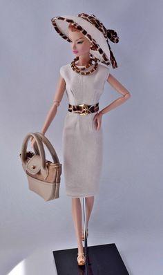 Silkstone Barbie Fashion - Savannah