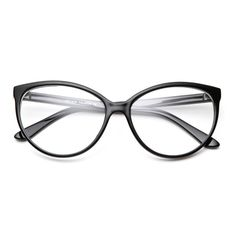 380f567ea2c 80 s - Rounded Cateye Glasses (More Colors) Cool Sunglasses