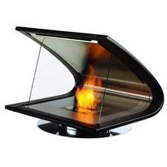 EcoSmart Zeta Ethanol Fireplace. Want it? Own it? Add it to your profile on Unioncy.com #gadgets #technology #electronics