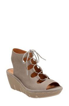 89b7c28b5f7 Clarks® Clarene Grace Wedge Sandal (Women)