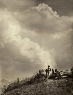 Up in the Hills Harold Taylor (England) England Photographs Gelatin silver print Image: 18 × 13 in. × cm) Primary support: 18 × 14 in. × cm) Secondary support: 23 × 18 in. × cm) Mat: 24 × 20 in. Vintage Photographs, Vintage Photos, Gelatin Silver Print, Fine Art Photo, Aesthetic Photo, White Art, Illustrations, Film Photography, Black And White Photography