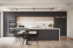 Blackberry Kitchen - Melbourne, VIC — rdvis Creative Studio | 3D Rendering & Architectural Rendering Gold Coast, Brisbane, Sydney, Melbourne, Perth