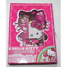 Hello Kitty Boxed Secrets Set *** You can find more details by visiting the image link. (This is an affiliate link) #Playsets