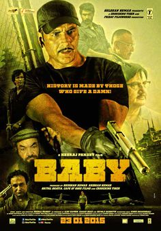 Bollywood Superstar Akshay Kumar Interview On Baby. Akshay Kumar about his forthcoming film: 'Baby', which releases on 23rd January 2015.  'Baby', a highly anticipated action thriller, sees Akshay reunited with director Neeraj Pandey, who teamed up on the critically-acclaimed film 'Special 26'.