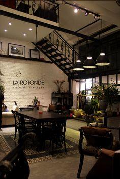 LA ROTONDE cafe HCMC City, Vietnam