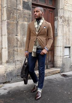 stylish-men-looks-with-jeans-suitable-for-work-1 Styleoholic | Styleoholic