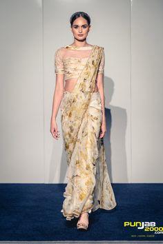Model Wearing Sulakshana Monga