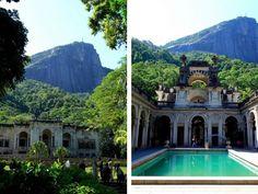 Parque Lage - Rio de Janeiro - Brazil