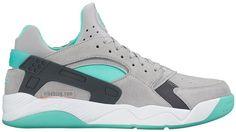 half off ab437 66745 Nike Air Flight Huarache Low Grey Green Cheap Nike Roshe, Cheap Nike Air Max
