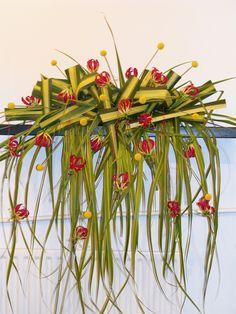 Modern mantlepiece arrangement   por Ken Marten