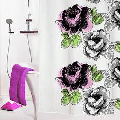 Vallila Daami Extra-Long Shower Curtain