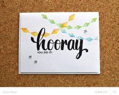 Studio Calico: Poet Society Card Kit