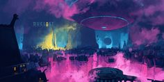 ArtStation - Malephar, Anton Fadeev