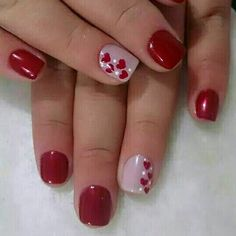 We have found 14 Super Cute Valentine's Day Nail Art Designs. If you are looking for some inspiration for Valentine's Day this year, you have come to the right place. Check out some of the best vday nail art designs below. Valentine Love, Valentine Nail Art, Nails For Valentines Day, Valentine Nail Designs, Valentine's Day Nail Designs, Nails Design, Dipped Nails, Hot Nails, Super Nails