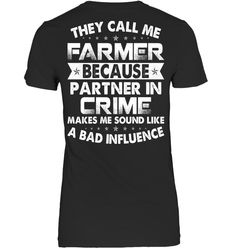 Are you looking for Farmer T Shirt, Farmer Hoodie, Farmer Sweatshirts Or Farmer Slouchy Tee and Farmer Wide Neck Sweatshirt for Woman And Farmer iPhone Case? You are in right place. Your will get the Best Cool Farmer Women in here. We have Awesome Farmer Gift with 100% Satisfaction Guarantee. Electrician T Shirts, Electrician Gifts, Gifts For Farmers, Bad Influence, Slouchy Tee, Partners In Crime, Call Me, Iphone Case, V Neck T Shirt