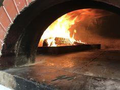Vores pizzaovn på Hvidbjerg