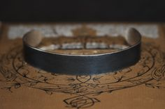 SIMPLIFY  A stunning CUFF meticulously aged to reveal by amywaltz, $33.00