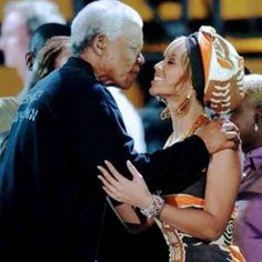Bey & The Great Nelson Mandela