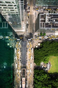 mstrkrftz:  Intersection | NYC by navid j