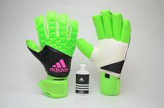 guantes adidas ace finger tip de portero profesionales 2015