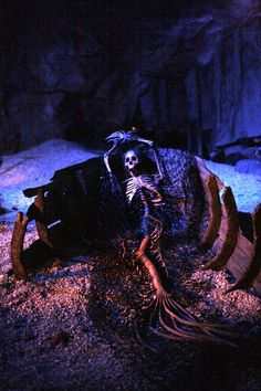Mermaids have been added to the Pirates of the Caribbean ride
