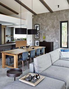 miramari - stůl atyp , židle COLICO, Gervasoni