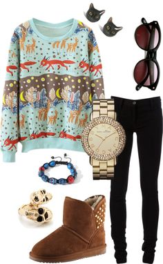 """""""Quirky"""" by addiwood on Polyvore"""