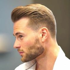 – Men's Hairstyles and Beard Models Popular Mens Haircuts, Latest Haircuts, Popular Hairstyles, Haircuts For Men, Faded Beard Styles, Hair And Beard Styles, Short Hair Styles, Mens Hairstyles With Beard, Cool Hairstyles For Men