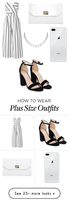 """Untitled #40"" by krackley04 on Polyvore featuring Venus, Nasty Gal, Boohoo and plus size clothing"